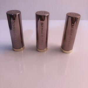 Urban Decay lipsticks bundles